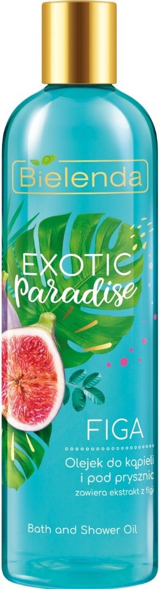 EXOTIC PARADISE Гель для душа Инжир 400мл