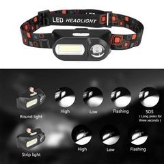 лучшие налобные светодиодные фонари