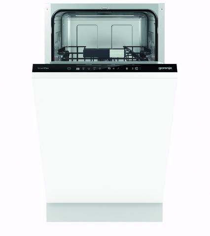 Встраиваемая посудомоечная машина шириной 45 см Gorenje GV55210