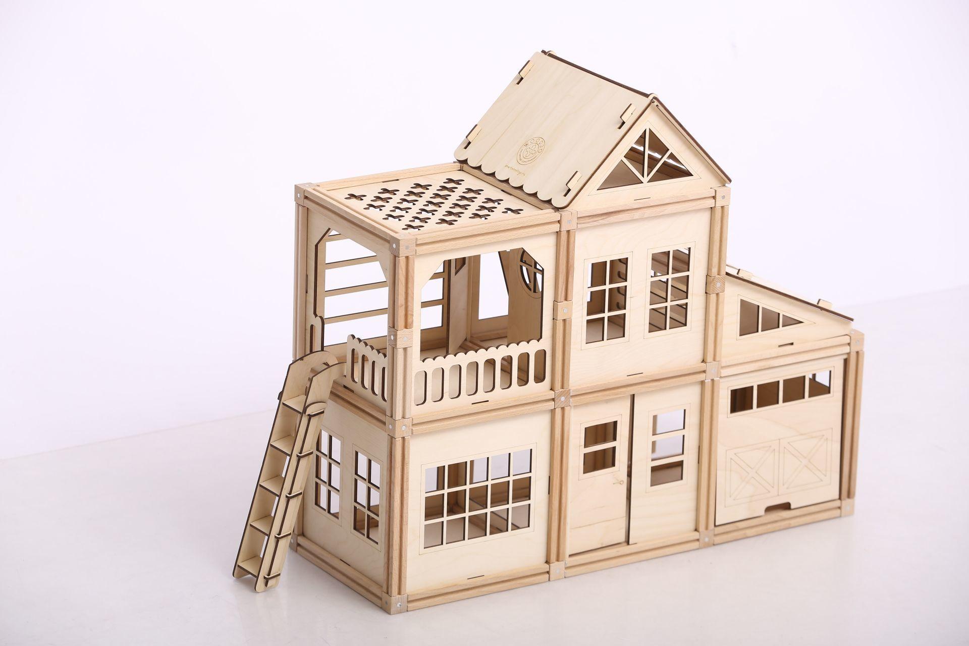 Woodjo Basic 126 деталей
