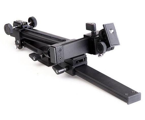 Кронштейн с креплением для фотоаппарата для зрительных труб Veber