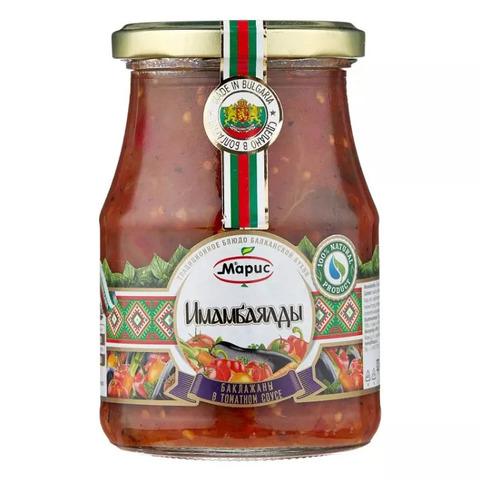 Имамбаялды (баклажаны в томатном соусе)