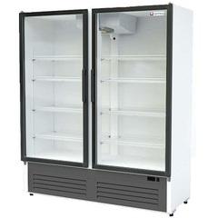 Шкаф холодильный OPTILINE CRYSTAL 14L (1675х735х1980мм,  10,4кВт) (стеклянная дверь),  - 18°С