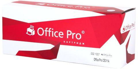 Картридж лазерный цветной Office Pro© 126A CE311A голубой (cyan), до 1000 стр. - купить в компании MAKtorg