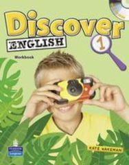 Discover English Global 1 Activity Book (with M...