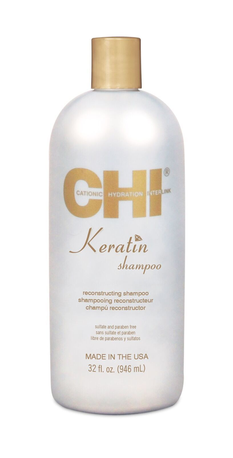 Кератиновый шампунь CHI 946 мл new