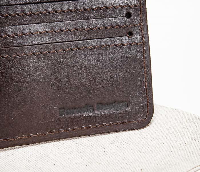 WB193-2 Мужской кошелек с изображением Дарта Вейдера, «Boroda Design» фото 05