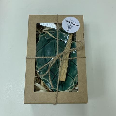 Подставка Лист + палочка для Пало Санто (Palo Santo)