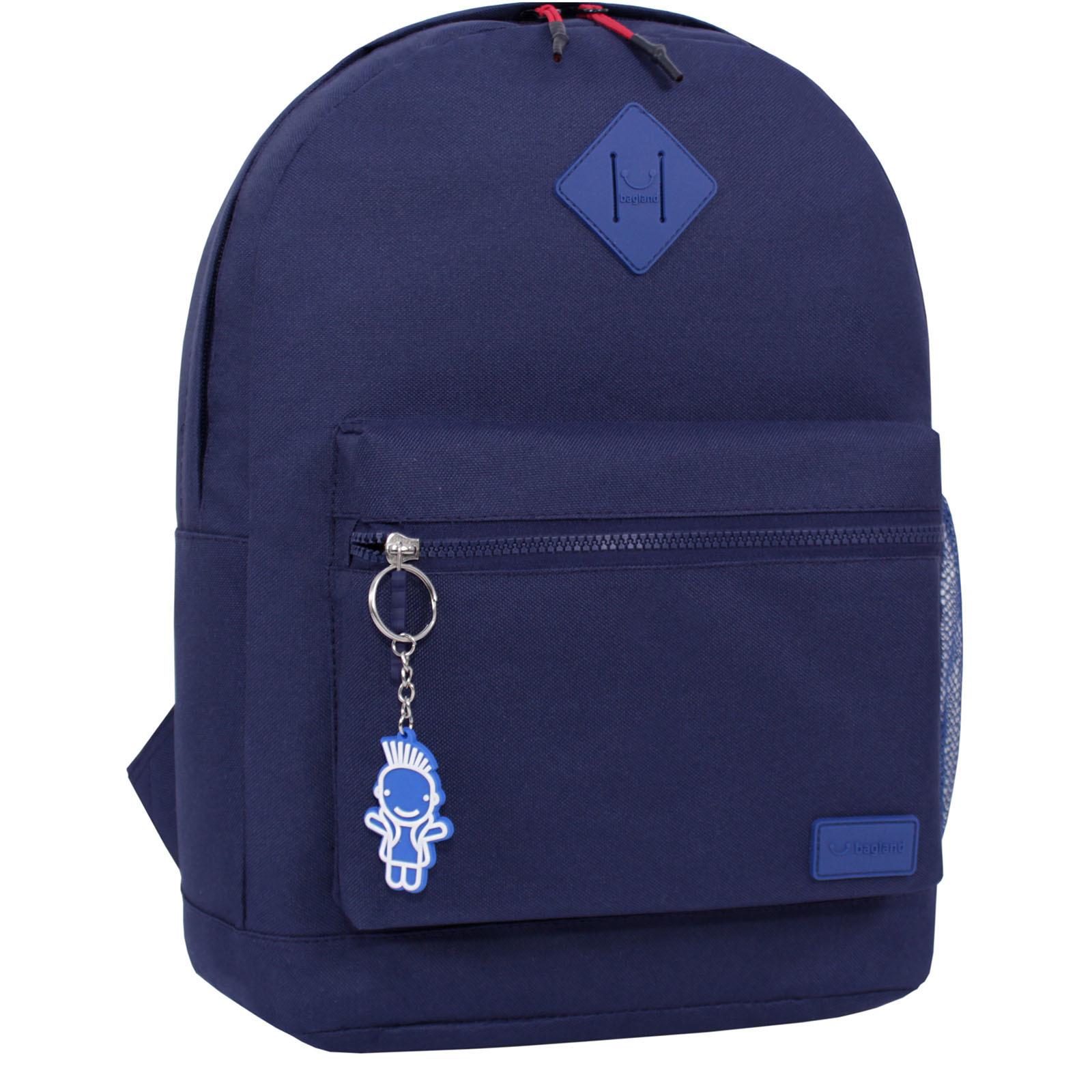 Молодежные рюкзаки Рюкзак Bagland Hood W/R 17 л. чернильный 482 (0054466) IMG_6144_суб.482_.JPG