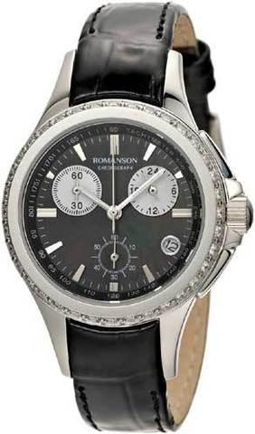 Наручные часы Romanson RL8275QLW(BK)