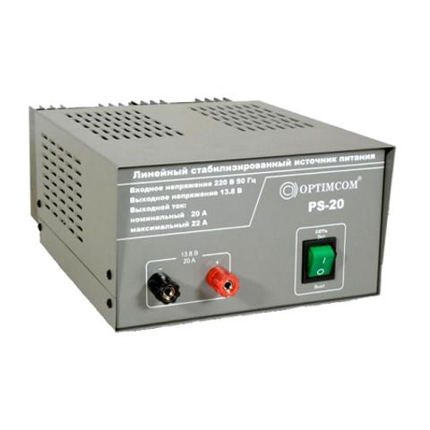 Трансформаторный блок питания Optim PS-20