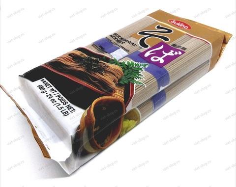 Корейская лапша из гречишной муки, 680 гр.
