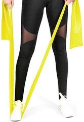 Rezin band \ Жгут спортивный резиновый \ Resistive Exercise Bands Yellow