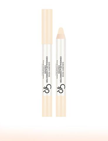 Golden Rose Kонсилер и корректор для макияжа лица тон 01 CONCEALER & CORRECTOR CRAYON