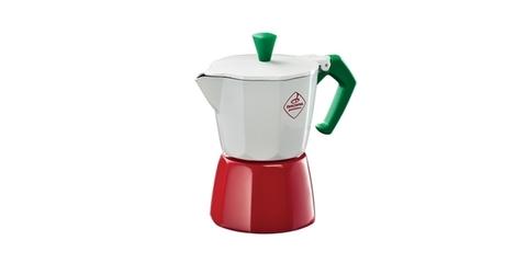 Кофеварка PALOMA Tricolore, 3 чашки
