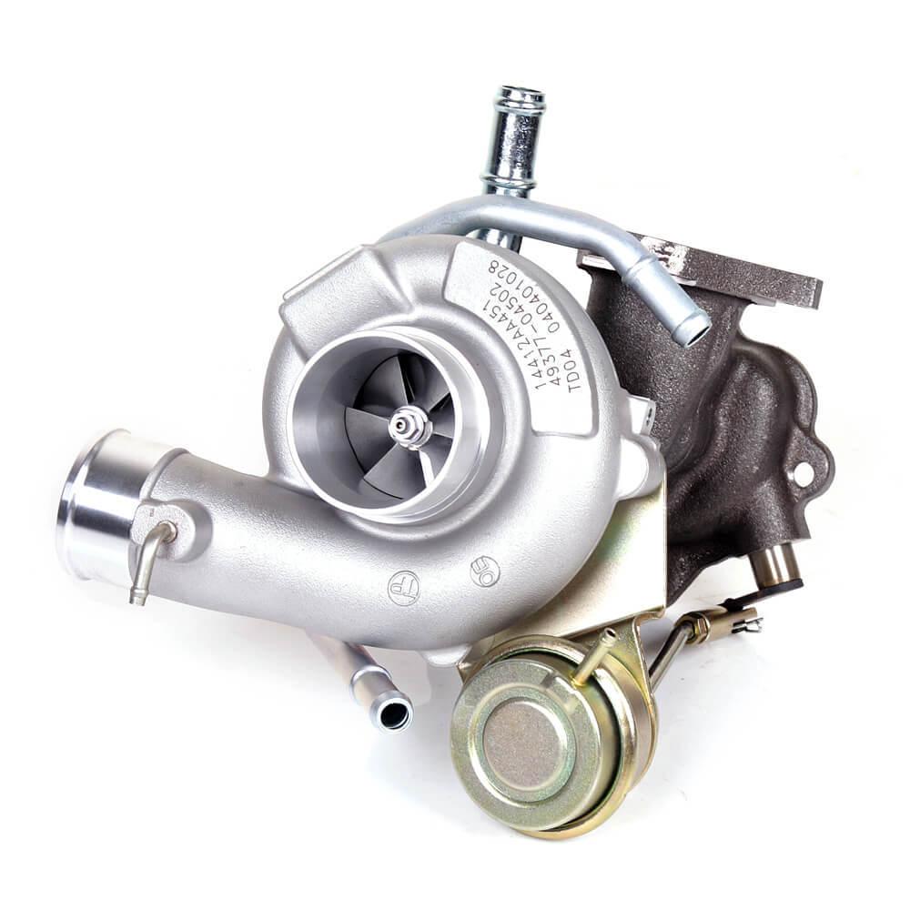 Сток турбина TD04H Subaru EJ20 EJ25 IMPREZA WRX STI улучшенная