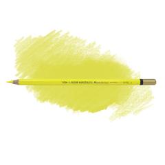 Карандаш художественный акварельный MONDELUZ, цвет 02 лимонный
