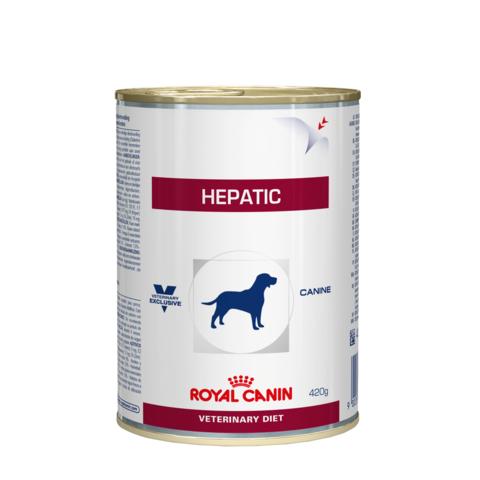 Royal Canin Hepatic 420 г x 12 банок