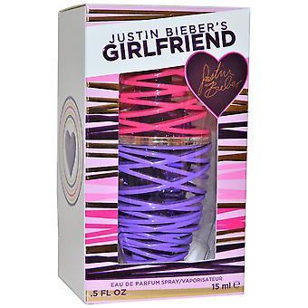 Justin Bieber Girlfriend EDP