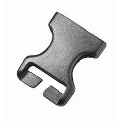 Фастекс Сплав ремонтная 25 мм 1-06358/1-30060 (2 части) одна регулировка черный