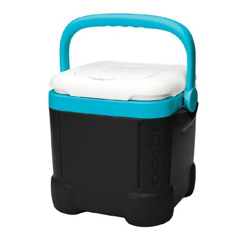 Изотермический контейнер (термобокс) Igloo Ice Cube 14 (11 л.), черный