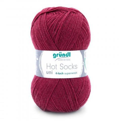 Gruendl Hot Socks Uni 100 (80) купить - www.knit-socks.ru