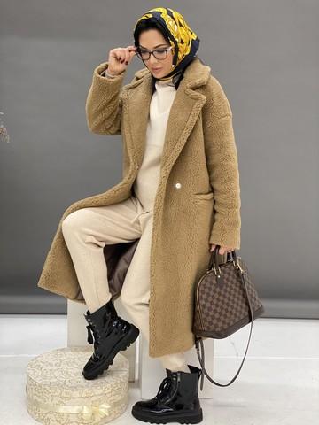 Пальто Тедди