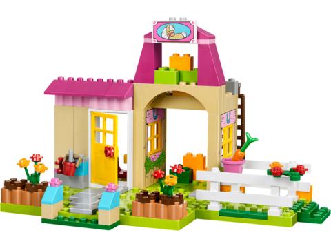 LEGO Juniors: Пони на ферме 10674 — Pony Farm — Лего Джуниорс Подростки