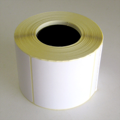 Термоэтикетки 58х60х400 ТОП чистые