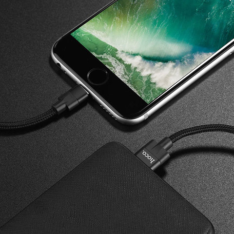 USB кабель HOCO U55 Outstanding for Lightning