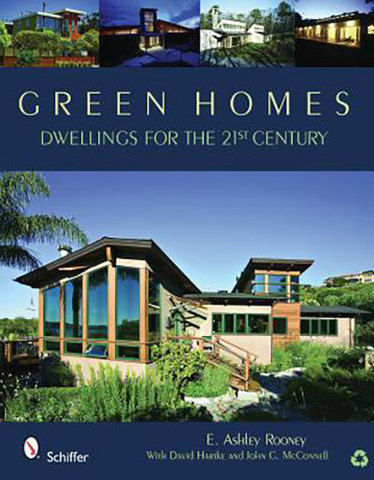 9780764330339 - Green Homes: Case Studies for the 21st Century