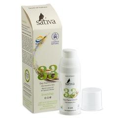 Крем для лица дневной №33   50 мл   Sativa