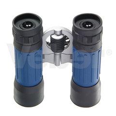 Бинокль Veber Sport NEW БН 12x25 синий/серебристый
