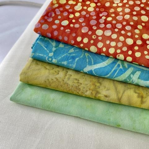 Набор ткани №113 Батик (Арт. NT113)