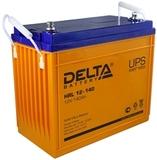 Аккумулятор DELTA HRL 12-140 ( 12V 140Ah / 12В 140Ач ) - фотография