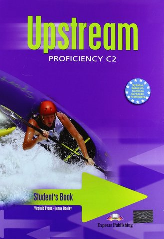 upstream proficiency Student's book - Учебник