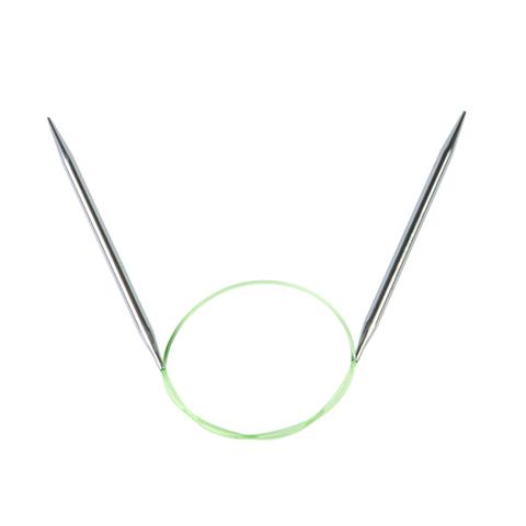 Cпицы круговые Металл 80 см (Номер 5,5) HiyaHiya Steel Fixed Circulars