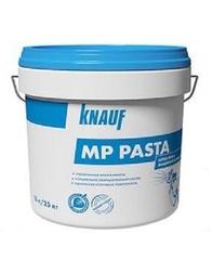 Готовая шпаклёвка Knauf МП Паста виниловая финишная, 25 кг