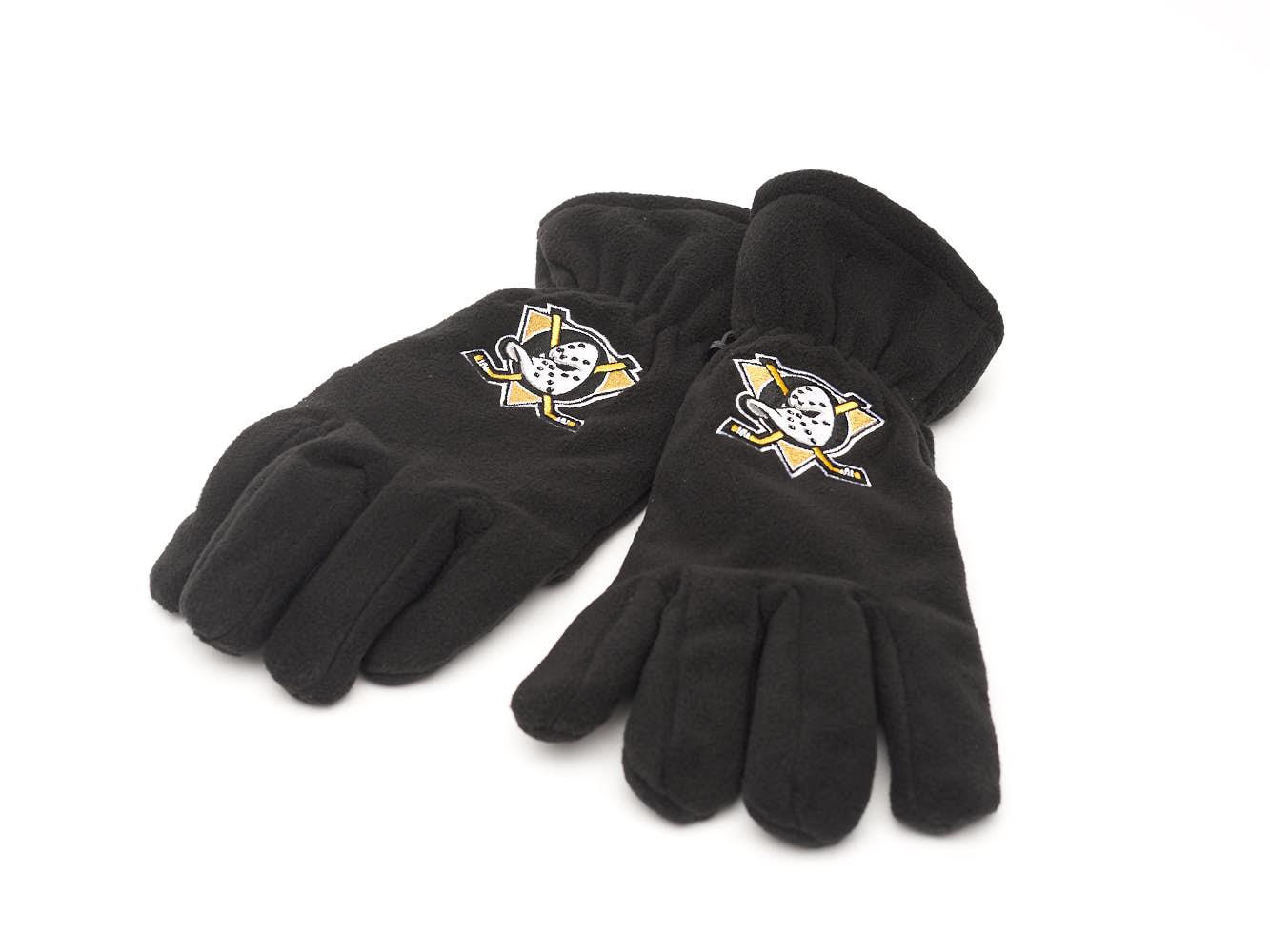 Перчатки NHL Anaheim Ducks