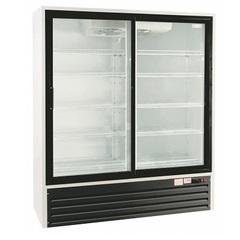 Шкаф холодильный OPTILINE COUPE 16V ( 1675х750х1980мм, 9,5кВт/сут)  °С-6° ... +6°  Купе