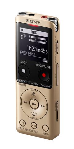 ICD-UX570N диктофон Sony, цвет золотой
