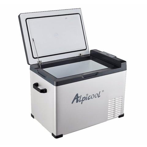 Компрессорный автохолодильник Alpicool C50 (12V/24V/220V, 50л)