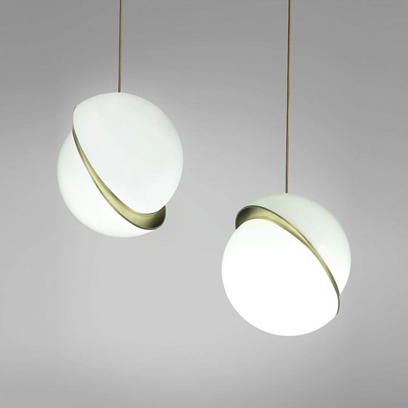 Подвесной светильник Crescent by Lee Broom D25