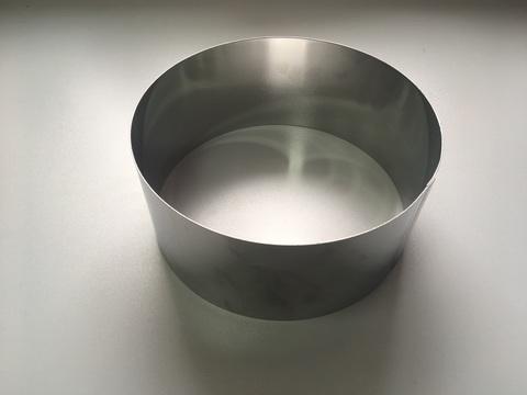 Кольцо-резак для торта H10 D22, нерж. сталь 1 мм.