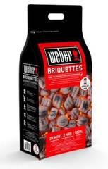 Угольные брикеты Weber 8 кг