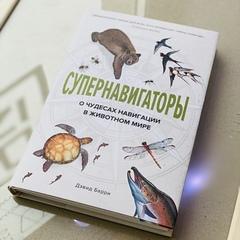 Супернавигаторы. О чудесах навигации в животном мире     Барри Д.