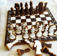 Шахматы №1