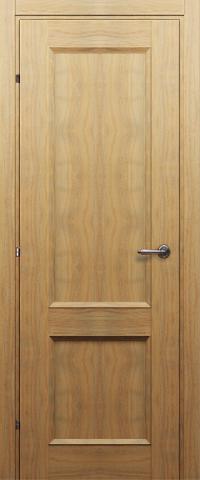 Дверь ДГ 3323 (орех бискотто, глухая CPL), фабрика Краснодеревщик