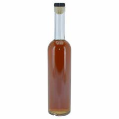 Бутылка 0,5 литра с пробкой №0