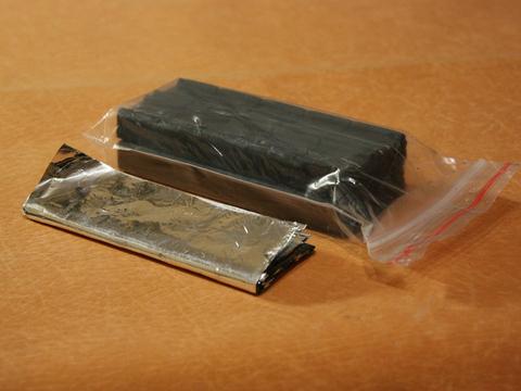 20 кубиков угля  Al Safi с ароматом дыни